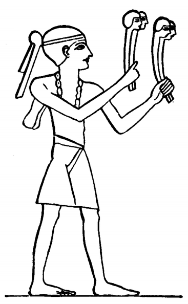 Egyptian Crotola or Castanets.png