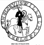 Great Seal of William II (William Rufus)