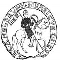 Great Seal of King Henry the First