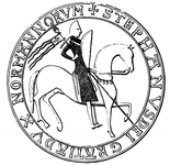 Great Seal of King Stephen