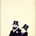 Two men in Top hats