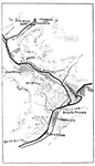 Map of the deluged Conemaugh District