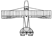 A Flying Boat top view