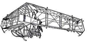 Dunne inherently stable Biplane