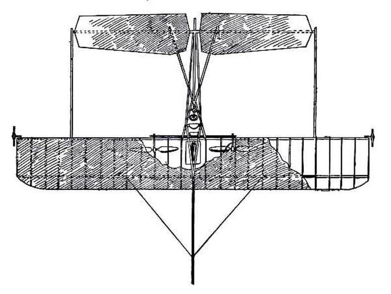 The Cody Biplane from above.jpg