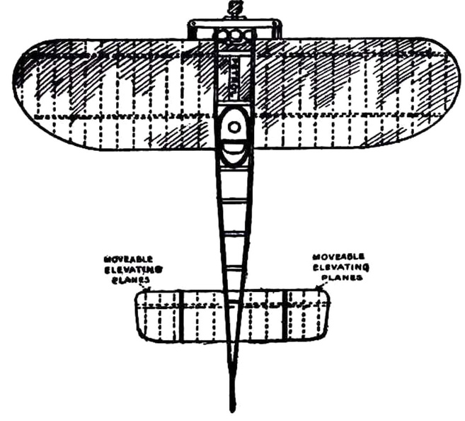 The Bleriot Monoplane - top view.jpg