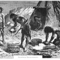 Primitive Bread Making