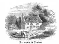 Birthplace of Newton