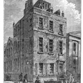 Sir Isaac Newton's House, Orange and St. Martin's Streets