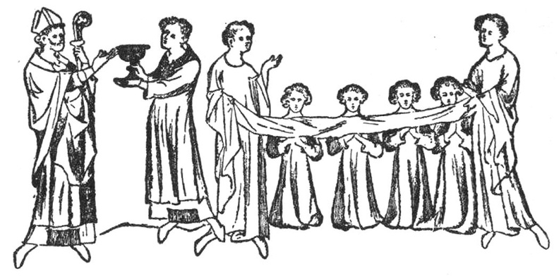 Administering holy communion with the Housel cloth.jpg
