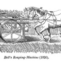 Bell's Reaping-Machine (1826)