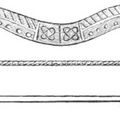Saxon Bow and Arrow.—X. Century