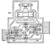 Improved high speed engine and dynamo - fig 2