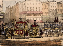 Her majesty's State Carriage