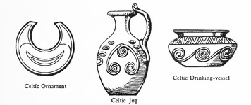Celtic implements