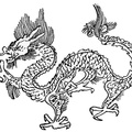 A Chinese Dragon