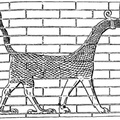 Dragon from the Ishtar Gate of Babylon