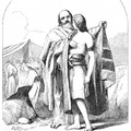 Jacob gives the coat to Joseph
