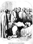 Joseph bewails his fathers death