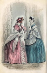 Godeys Fashion - 1854