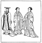 Ancient Chinese Costumes 2