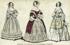 Fashions for March 1841