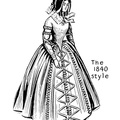 The 1840 style