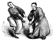 Chinese Jugglers