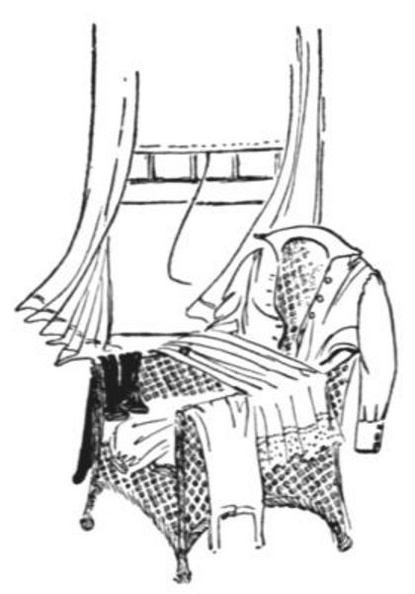 The clothing worn during the day should be aired at night.jpg
