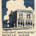 Wright Brothers' Bicycle shop