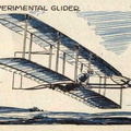 The Wright Brothers experimental glider