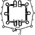 Beaumaris Castle, Ground Plan