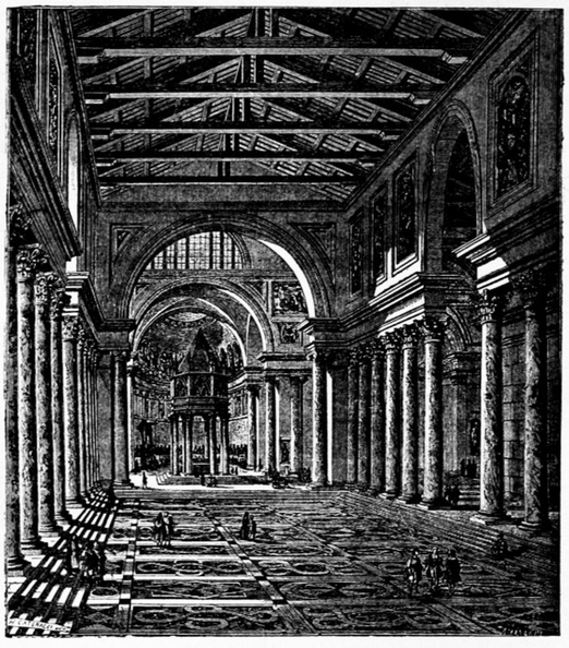 Former Constantinian Basilica of Saint Peter. Restitution.jpg