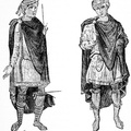 Germanic costume (5th-8th century)
