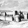 The Krak Castle. Current state