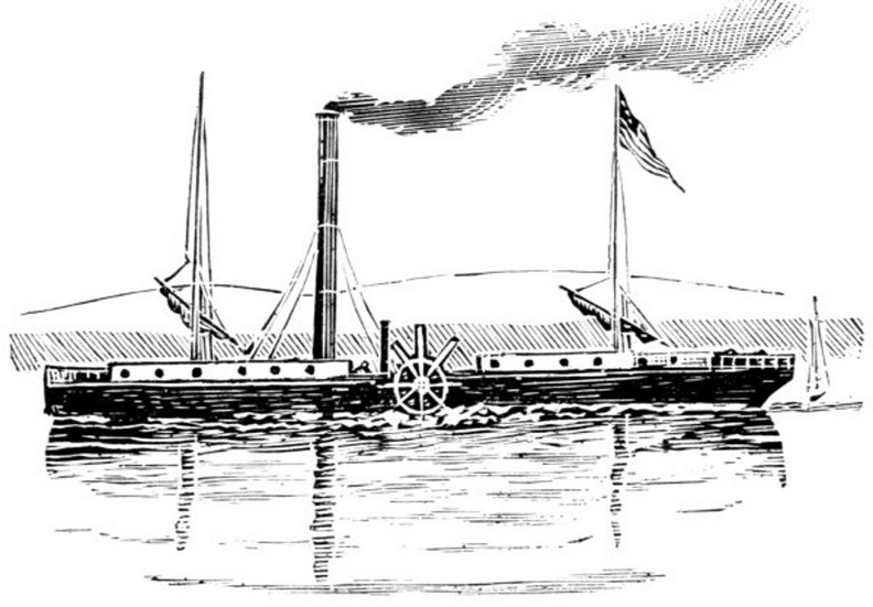 Fulton's 'Clermont' on The Hudson, 1807.jpg