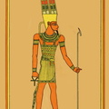 Amen-Ra, the King of the Gods
