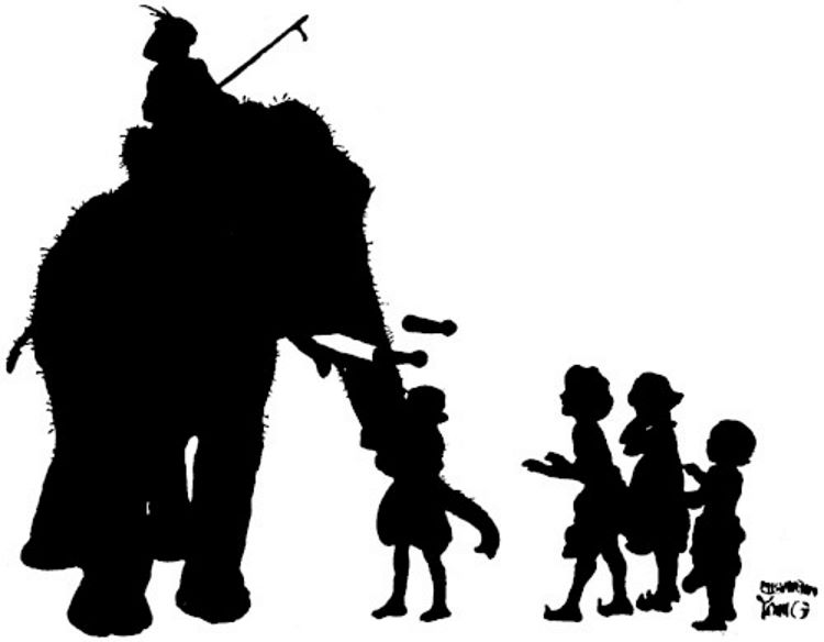 Elephant and children.jpg