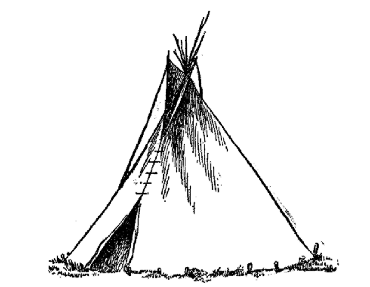 An Indian tepee.png